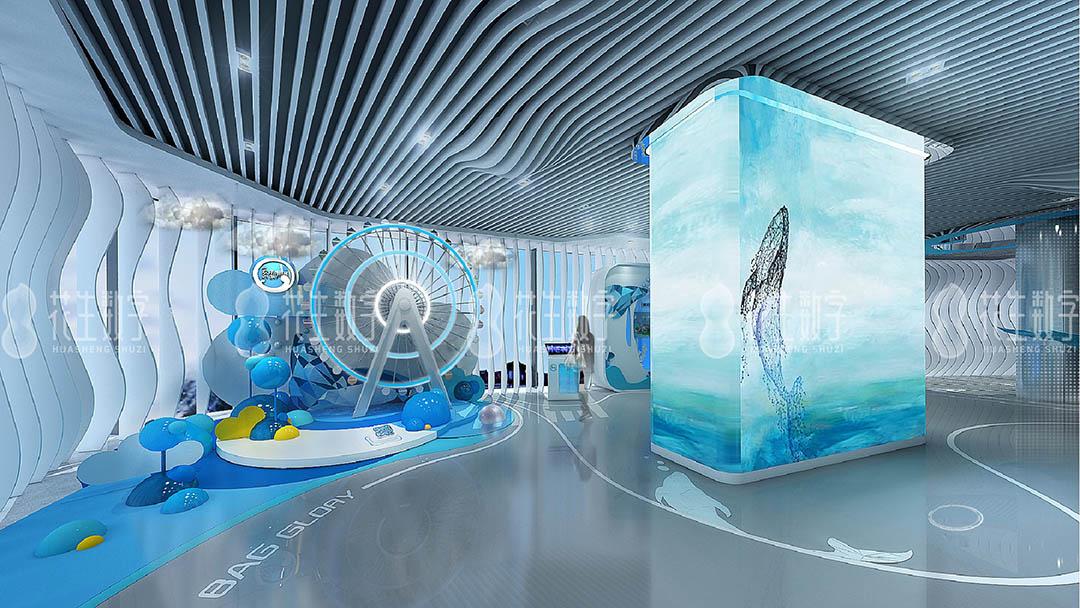 科技赋能创新体验 | 科技文旅——主题体验馆--花生数字
